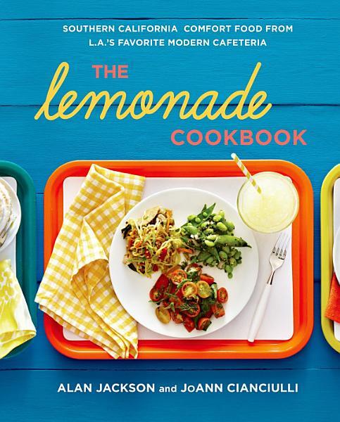 Download The Lemonade Cookbook Book