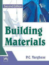 BUILDING MATERIALS: Edition 2