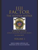 1111 Factor, the Hidden Matrix