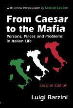 From Caesar to the Mafia
