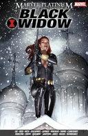 Marvel Platinum  The Definitive Black Widow