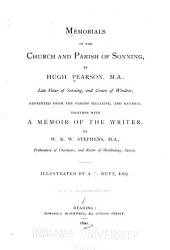 Memorials of the Church and Parish of Sonning ...