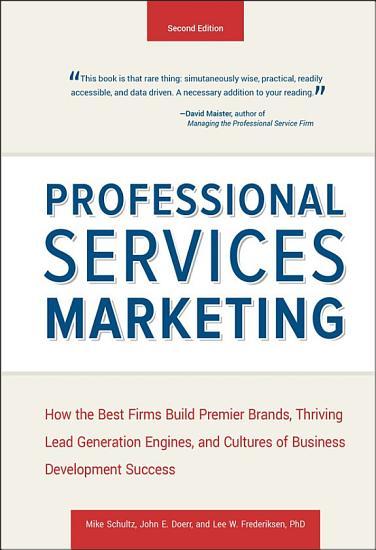 Professional Services Marketing PDF