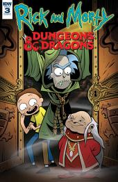 Rick and Morty vs. Dungeons & Dragons #3