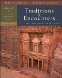 Traditions   Encounters  Volume A  From the Beginning to 1000 PDF