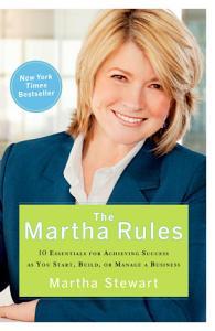 The Martha Rules Book