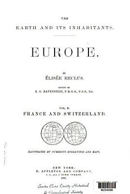 France and Switzerland PDF