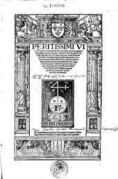 In Io. Duns Sco. super primo, secundo, tertio et quodlibetis sententiarum clarissima commentaria