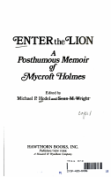 Enter the Lion PDF