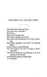 The form of Morning (Evening) prayer ... together with the Psalms. To which are added the first lessons to be read on Sundays and the second lessons as they are to be said every morning, arranged by the hon. C. Grimston