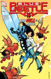 Blue Beetle (2006-) #27