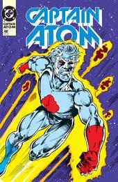 Captain Atom (1986-) #40