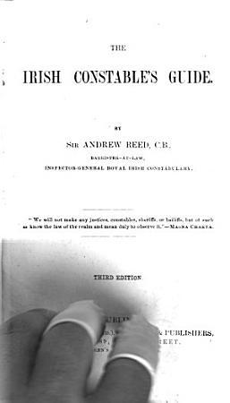 The Irish Constable s Guide PDF