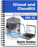 iCloud and CloudKit in iOS 12
