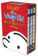 Diary of a Wimpy Kid Box of