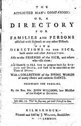 The Afflicted Man s Companion PDF