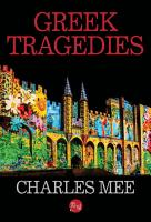 Greek Tragedies PDF