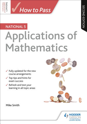 How to Pass National 5 Applications of Maths  Second Edition PDF