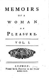 Memoirs Of A Woman Of Pleasure: Volume 1