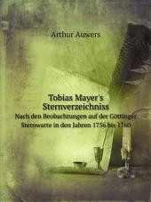Tobias Mayer's Sternverzeichniss