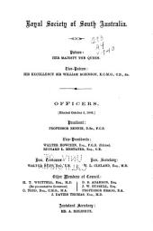 Transactions: Volumes 9-10