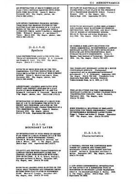 Index of NACA Technical Publications PDF