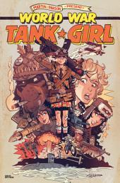 World War Tank Girl #4