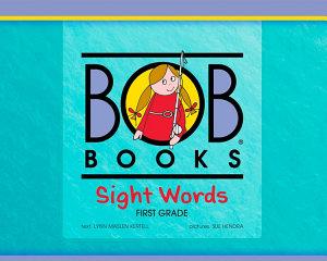 Bob Books Sight Words First Grade Book PDF