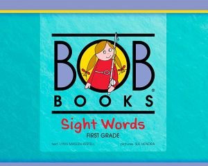 Bob Books Sight Words  First Grade