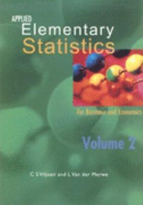 Elementary Statistics: Vol 2