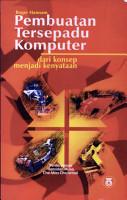 Pembuatan Tersepadu Komputer dari Konsep Menjadi Kenyataan PDF