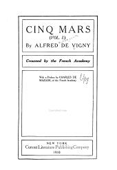 Cinq Mars ...