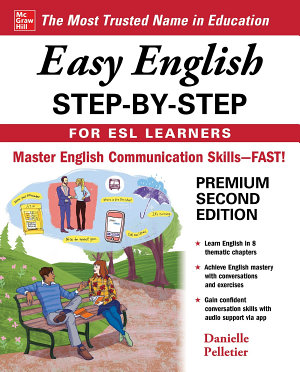 Easy English Step by Step for ESL Learners  Second Edition PDF