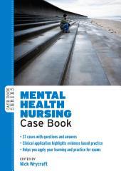 Mental Health Nursing Case Book