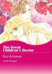 The Greek Children's Doctor: Harlequin Comics