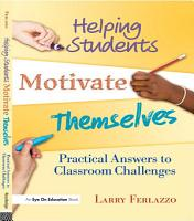 Helping Students Motivate Themselves PDF