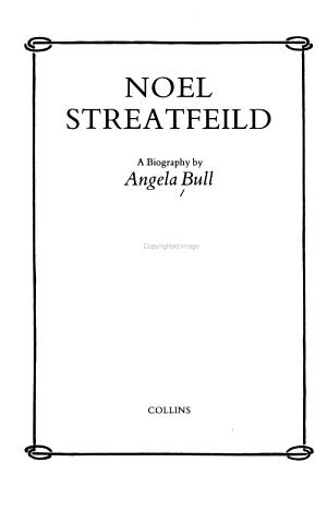 Noel Streatfeild