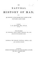 The Natural History of Man  Australia  New Zealand  Polynesia  America  Asia  and ancient Europe PDF