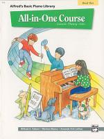 Alfred s Basic All in One Course  Book 2 PDF