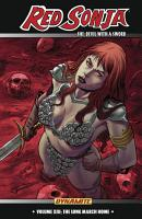 Red Sonja  She Devil With A Sword Vol  13  The Long March Home PDF