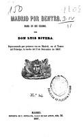 Madrid por dentro     y otras obras  PDF