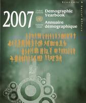 Annuaire Demographique
