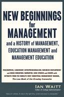 New Beginnings for Management