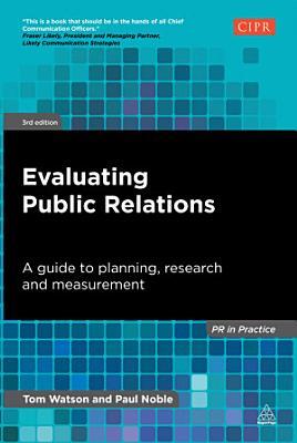 Evaluating Public Relations PDF