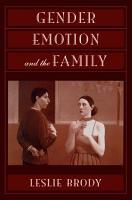 Gender  Emotion  and the Family PDF