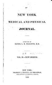 New York medical and physical journal: Volume 9
