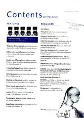 The Jewish Quarterly PDF