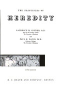 The Principles of Heredity