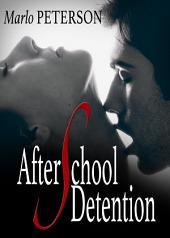 After School Detention (Younger woman/Older man teacher erotica)