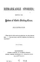 Remarkable stories  shewing the power of God s saving grace PDF